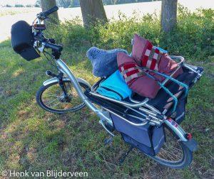 Comfortabel fietsen