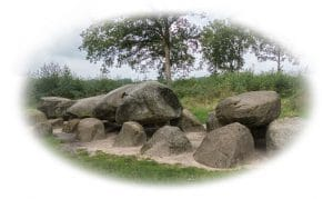 Hunebed Provincie Drenthe