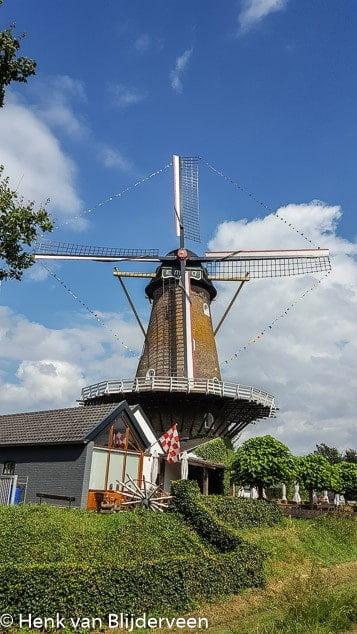 Emmamolen, Nieuwkuijk