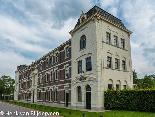 Koning Willem III kazerne, Nieuwersluis