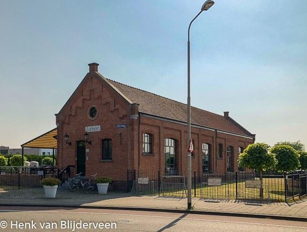 Station Oud Hulst