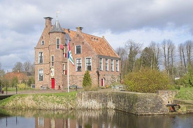 Burcht Wedde Groningen